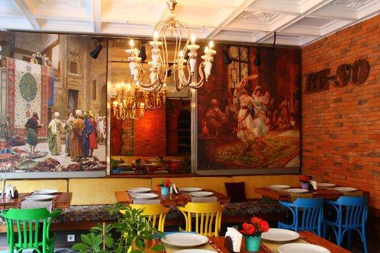 Restaurante Beso Bistró Turquie