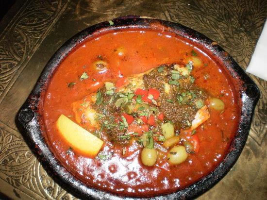 Дада марокканская