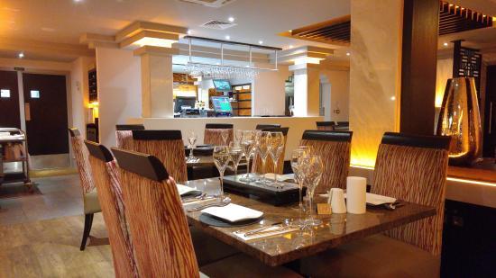 Индийский океан ресторан Белфаст