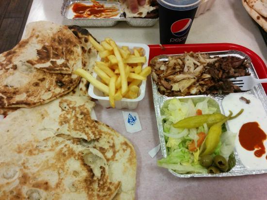 Tienda de Kebab Iskanders