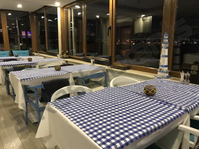 Turkart Terrace Restaurant Istanbul