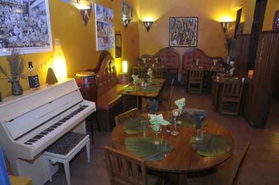 restaurant new africa dakar